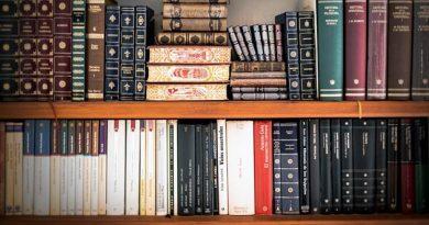 étagère de livre