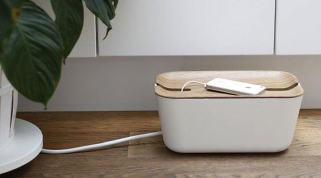 7 id es pour ranger les c bles et les fils lectriques comment ranger. Black Bedroom Furniture Sets. Home Design Ideas