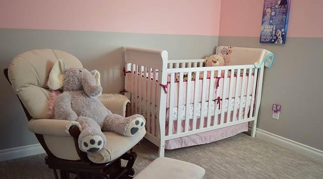 Les indispensables pour la chambre de bébé
