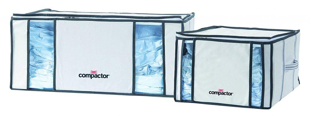 concours gagnez des housses de rangement compactor. Black Bedroom Furniture Sets. Home Design Ideas